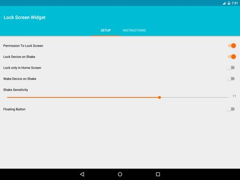 Lock Screen Widget for Android - APK Download