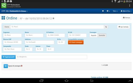 CTP Ristoratore apk screenshot