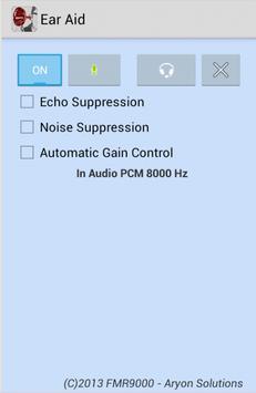 Ear Aid Demo screenshot 1
