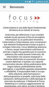 Focus Marketing poster
