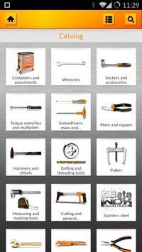 Beta Tools Catalog apk screenshot