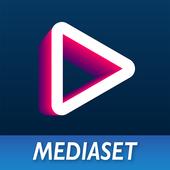 Mediaset On Demand icon