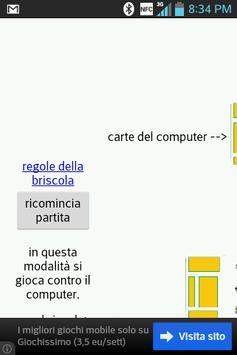 Fantogame Briscola apk screenshot