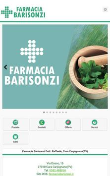 Farmacia Barisonzi screenshot 1
