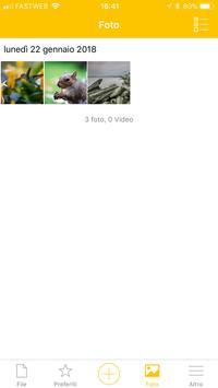 MyCloud screenshot 2
