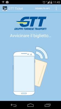 GTT Ticket poster