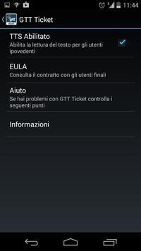 GTT Ticket apk screenshot