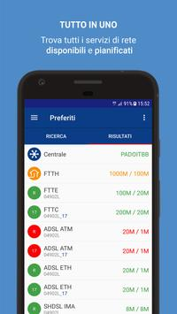 Fibrapp screenshot 1