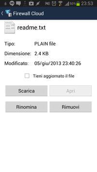 Firewall Cloud screenshot 2