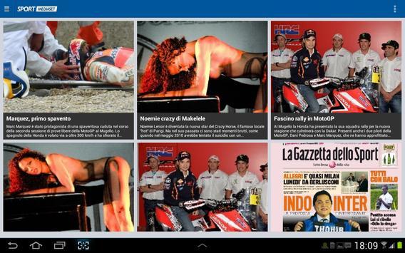 SportMediaset HD screenshot 3