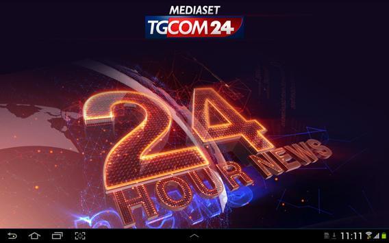 TGCOM24 HD poster
