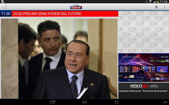 TGCOM24 HD screenshot 2