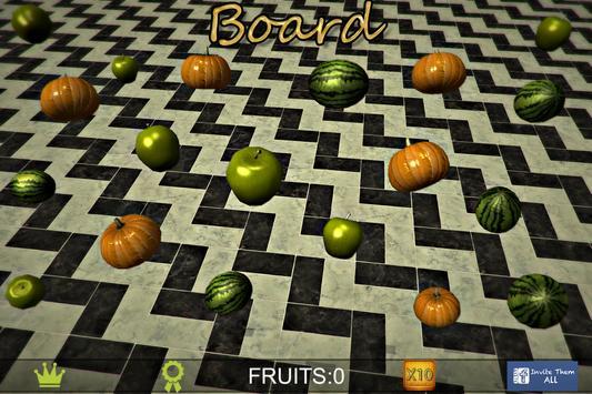 XP Booster Super Fruit Board screenshot 4