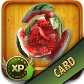 XP Booster Super Fruit Card icon