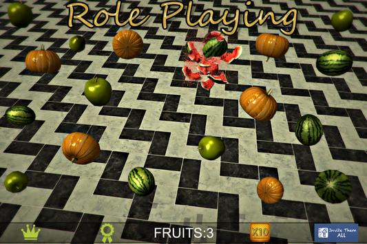 XP Booster Fruit Role Playing screenshot 3