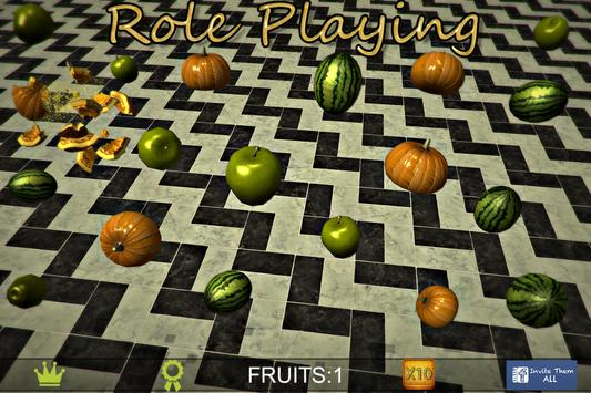 XP Booster Fruit Role Playing screenshot 1