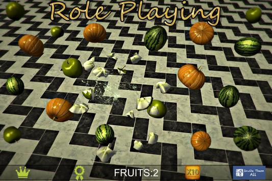 XP Booster Fruit Role Playing screenshot 2