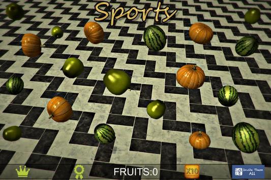 XP Booster Super Fruit Sports screenshot 4