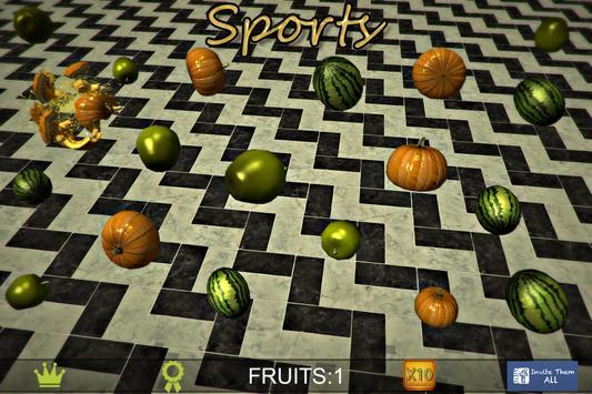 XP Booster Super Fruit Sports screenshot 1