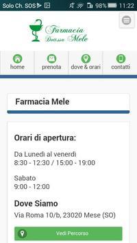 Farmacia Mele screenshot 2