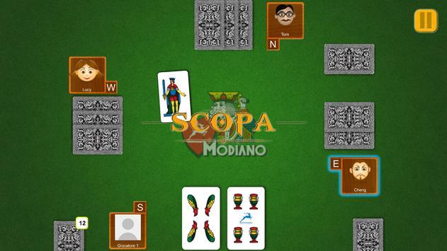 Funny Scopa apk screenshot