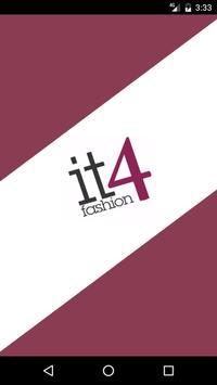 IT4Fashion poster