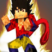 Saiyan Mod for Minecraft icon