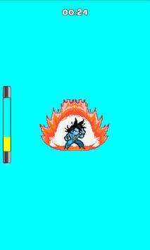 Saiyan Tap - Transformations apk screenshot