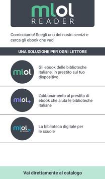 MLOL Reader poster