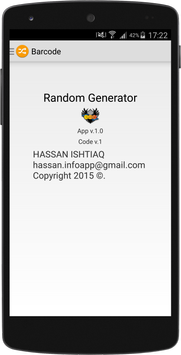 Random Numbers Generator for Android - APK Download