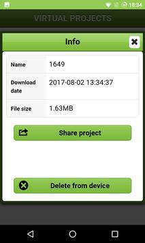 Hevo Virtual Projects Viewer screenshot 1