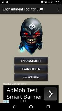 Enchantment Tool for BDO poster