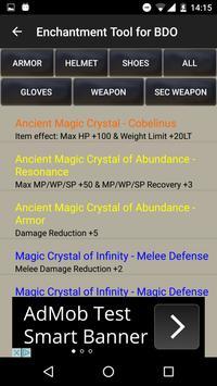 Enchantment Tool for BDO screenshot 6