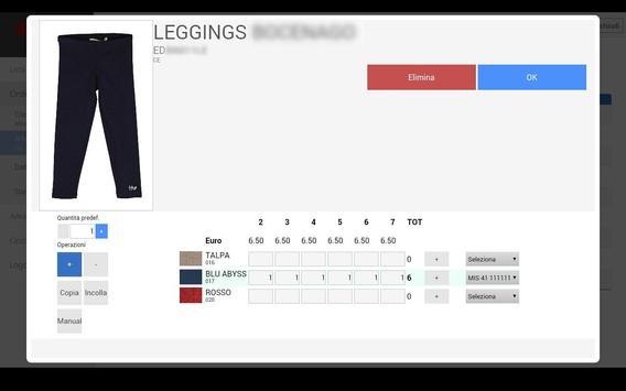 OrdiKids - Ordini moda bimbo apk screenshot