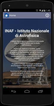 INAF apk screenshot