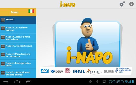 iNapo apk screenshot