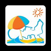 Beaches in Elba icon