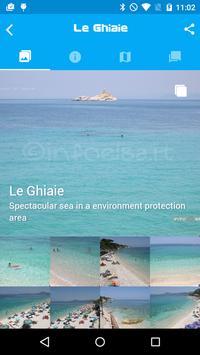 Beaches in Elba apk screenshot