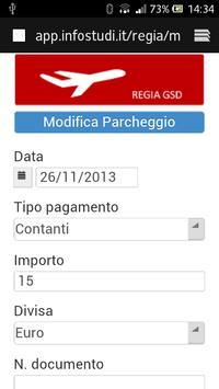 Regia GSD apk screenshot
