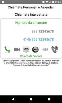 Chiamate Personali e Aziendali screenshot 6