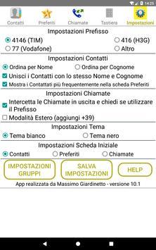 Chiamate Personali e Aziendali screenshot 12