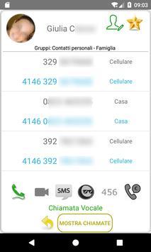 Chiamate Personali e Aziendali screenshot 1
