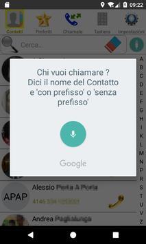 Chiamate Personali e Aziendali apk screenshot