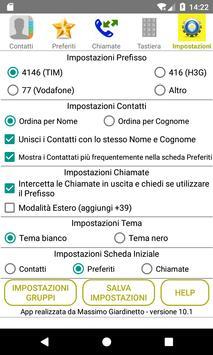 Chiamate Personali e Aziendali screenshot 3