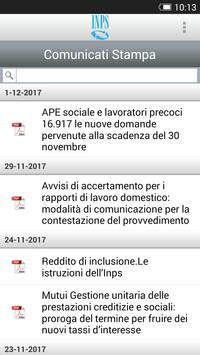 Ufficio Stampa INPS apk screenshot