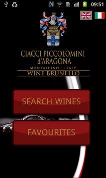 Wine Brunello apk screenshot