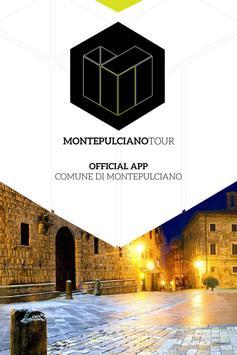 Montepulciano Tour poster