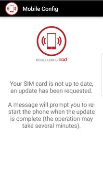 Mobile Config screenshot 1