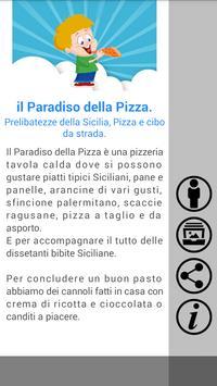 Il Paradiso della Pizza screenshot 1