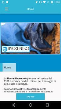 Nuova Biocentro poster